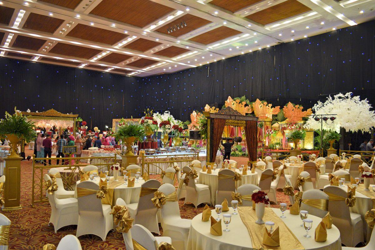 Paket Pernikahan Di Jakarta Selatan | Menara 165