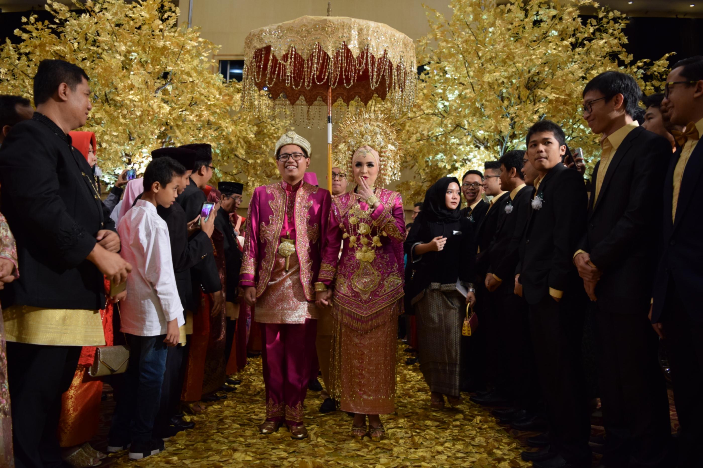 Sewa Gedung Pernikahan Di Jakarta   Gaby Dan Gama