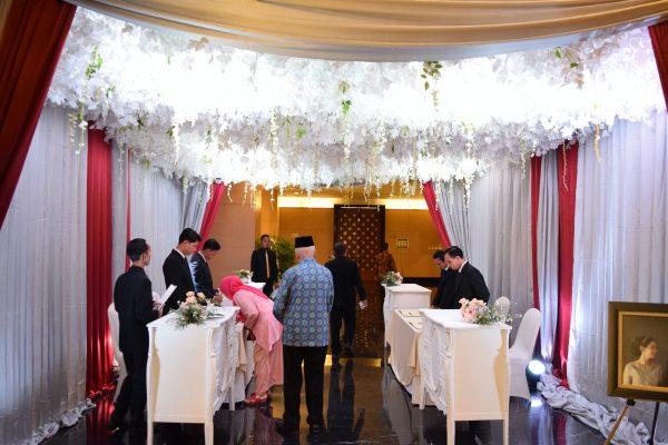 Sewa Gedung Pernikahan Di Jakarta | Fauziah Dan Mustafa