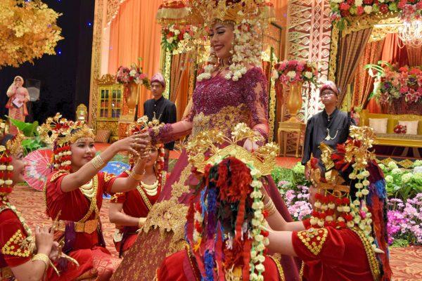 Paket Pernikahaan Murah Di Jakarta   Wedding Ardhana dan Logie